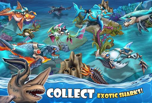海洋怪物城市游戏截图