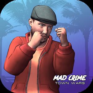 疯狂犯罪城镇战争:双岛