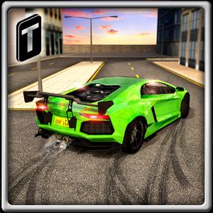 激速赛车3D图标